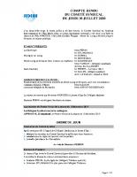 PV Séance du 30 juillet 2020