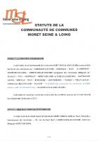 Statuts CCMSL